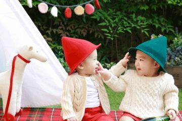 男女双胞胎起名字大全2020