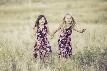 适合双胞胎女儿的小名