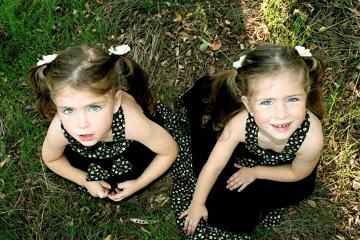 适合双胞胎女儿的名字