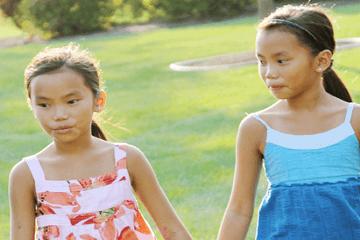 女双胞胎起名双叠字