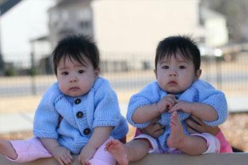 双胞胎名字推荐男孩