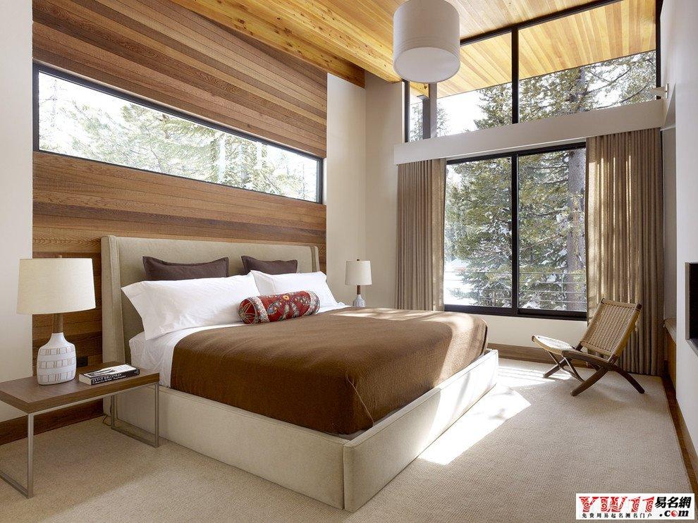 楼房装修图片大全 欧式卧室