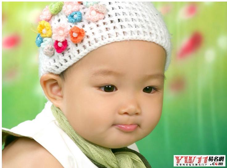 活泼地成长,融入到高速发展的信息社会中,对宝宝起名理应认真考察一番图片