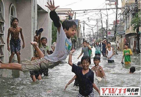 梦到发大洪水,家没了!