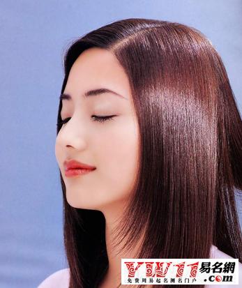 晚上做梦,梦到朋友把自己头发的前面刘海给图片