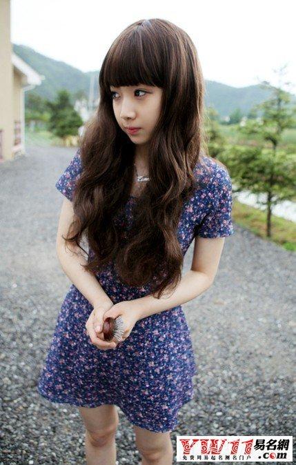 韩国女孩名字大全