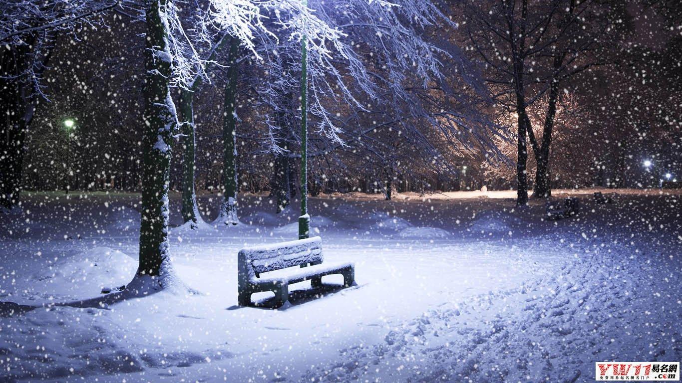 男人梦见下雪,预示梦者会富有.