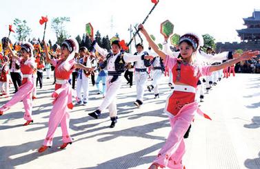 白族的传统节日,白族的风俗习惯