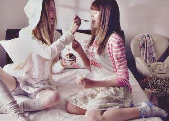 可爱小孩情侣qq图像