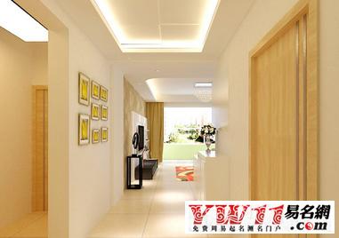 门厅过道装修与风水, 门厅过道装修与风水布局