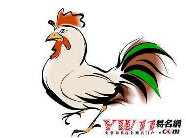 鸡年动漫人物图片