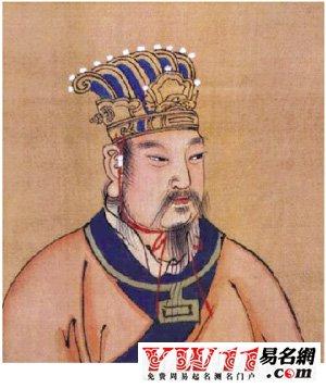 古代皇室子孙取名揭秘
