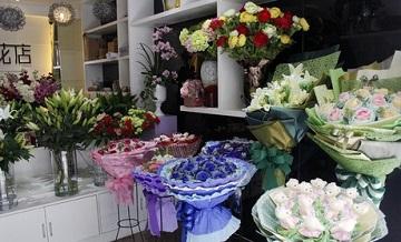 花店名字,最有创意的花店名字