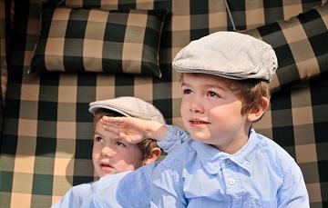 双胞胎男孩英文起名