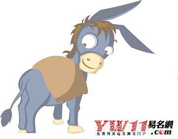 梦见驴丢了找驴没找见
