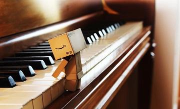 梦见钢琴图片