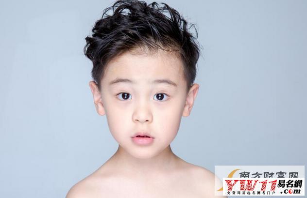 张悦轩有着男孩子的淘气,为人诚实,率真.图片