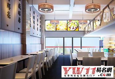 创意美食店名小吃南宁河北图片