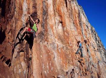 【梦见攀岩爬不上去】梦见攀岩