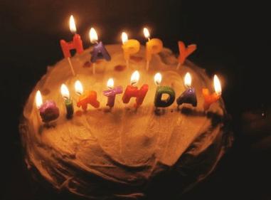 有趣调皮的生日祝福语_简短有趣的生日祝福语