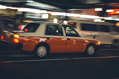 梦见坐出租车